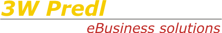 3W Predl - eBusiness solutions